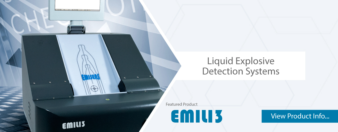 Emisens EMILI 3 liquid explosive detection